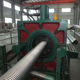 Mangueira flexível hidráulica de aço inoxidável que dá forma à máquina