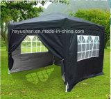 حديقة مظلة طوي مقاوم للماء في الهواء الطلق قماش أكشاك