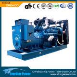 conjunto diesel abierto de 400kw/500kVA Doosan/de Slient eléctrico de generador accionado por Engine P180le