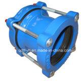 Duktiler Eisen-Flansch-Adapter und Kupplung für PE/PVC Rohr