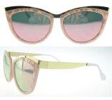 Изготовленный на заказ солнечные очки глаза кота солнечных очков поляризовывали UV 400 солнечных очков Ce