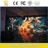 Écran polychrome de publicité d'intérieur de P4 SMD DEL