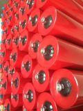 rolo carreg de aço resistente industrial do transporte de correia dos rolos