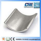 Garantierter Qualitätssupermagnet-Stärken-Lichtbogen-industrieller Magnet-Generator-Magnet