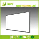 luz de painel magro do diodo emissor de luz de 40W 50W 60X60cm com frame de prata Ugr<19