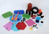 Vaisselle de cuisine de silicone