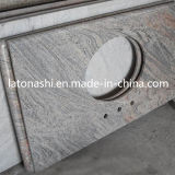 KitchenまたはBathroomのためのよいQuality Cheap G664 Granite Countertop