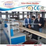 Linha composta plástica de madeira da extrusão do PE WPC dos PP