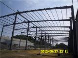 De Bouw van de Installatie van de Structuur van /Steel van de Workshop van de Structuur van Peb/prefabriceerde het Pakhuis van de Structuur van het Staal