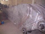 Fabrication de structure métallique - la grue partie (26)