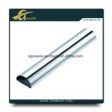 Decorativo inoxidable fabricante de acero inoxidable tubo soldado