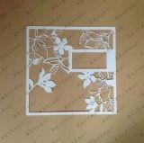 Neue Entwurfs-Laser-Scherblock-Kristalljade-Acrylausschnitt-Maschine