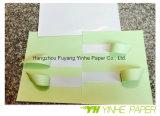 Arriba brillante para el papel auto-adhesivo