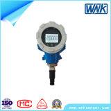 UniversalHirsch-Wand des input-4-20mA/Rohr eingehangener Temperatur-Übermittler mit LCD-Bildschirmanzeige