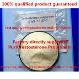 同化ステロイドホルモンのテストステロンのプロピオン酸塩の粉を構築する99%純度テスト支柱筋肉