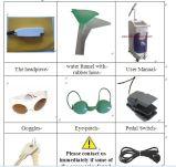 1064 Pulso largo ND Yag Eliminación del vello con láser Equipo Médico
