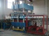 Gummiförderband-vulkanisierendruckerei, hydraulische Druckerei, Gummiblatt, das Maschine, Gummivulkanisierendruckerei herstellt