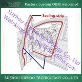 Striscia della guarnizione della gomma di silicone EPDM con la colla dell'adesivo di 3m