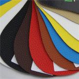Grão de couro de microfibra diferente para móveis de sofá
