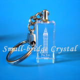 Cristal 3D Bell grande Keychain (ND3055)