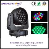 Cabeza móvil LED de la colada de zoom 19 * 15W