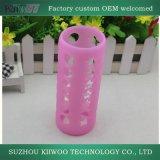 Kundenspezifische Silikon-Gummi-Plastikhülse und Kasten