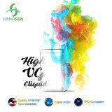 거대한 수증기를 가진 Hangsen 높은 Vg E 액체 70vg 30pg