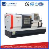 Ck6150 최고 금속 수평한 편평한 침대 CNC 선반 기계