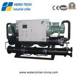 Tipo vite raffreddato ad acqua Refrigeratore di acqua (HTS-40W - HTS-200W)