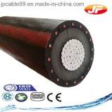 кабель 133% уровня Tr-XLPE/XLPE Urd изоляции 15kv