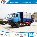 De Vuilnisauto Compactor van Dongfeng 4X2 8cbm 10cbm