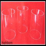石英ガラスのガラス管リアクターを取り除きなさい