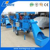 Prezzo della macchina per fabbricare i mattoni del terreno di Wt2-20m, macchina per fabbricare i mattoni dell'argilla del Buy