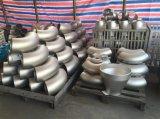 Codo superior del acero del duplex de la calidad