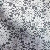 ナイロン織物/印刷の化学レースファブリック(6278)