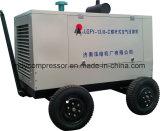 Compresor de aire portable ahorro de energía del tornillo