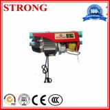Электрическая лебедка веревочки провода высокого качества портативная миниая поднимаясь
