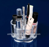 Fournisseurs cosmétiques acryliques d'étalage de balai de renivellement d'étalage de Chaud-Vente en gros neuve