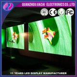 Fijos a todo color de interior de P3 SMD instalan la visualización de LED
