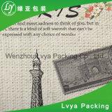 I sacchi di carta poco costosi ed unici professionale del rifornimento con le maniglie comerciano