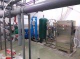 Strumentazione commerciale dell'ozono di trattamento delle acque della piscina con il concentratore dell'ossigeno