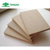 Precios de madera del MDF del MDF Fiyat de la melamina de la madera para 4 ' los muebles del MDF de x8'x17mm E2