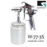 Pistola manuale dell'ugello di spruzzo di pressione di Sawey W-77-3s