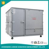 Máquina do purificador da desidratação do petróleo da turbina para o petróleo, a química, a metalurgia e a produção de eletricidade