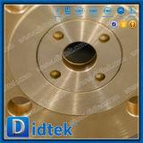 De Kogelklep van het Brons van het Aluminium van Didtek C95800 Rg5