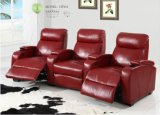 Vip-Theaterrecliner-Sofa-Ausgangskino-Stuhl mit USB-Ladung-Film-Stuhl