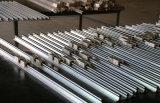 Sistema ferroviario lineare di alluminio motorizzato delle trasparenze lineari