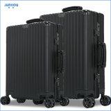 Venda 2017 quente 20/24 de polegada toda a bagagem de alumínio da mala de viagem