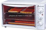 Het geharde Glas van de Deur van de Oven met het Gefrite Patroon van de Kleur