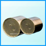 Dieselvehicleの排気の清浄器のための蜜蜂の巣の金属のディーゼル酸化触媒コンバーター